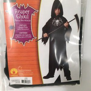 REAPER GHOUL Boys Costume Size S (4-6) HALLOWEEN